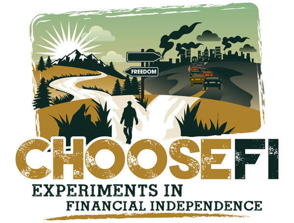 We're on ChooseFI!